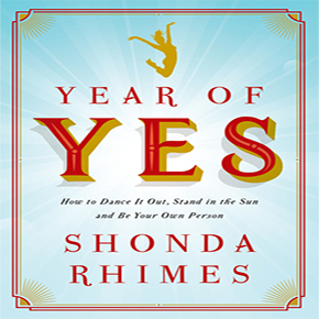 March 2017 Book Selection – Year of Yes