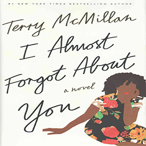 February 2017 Book Selection – I Almost Forgot About You
